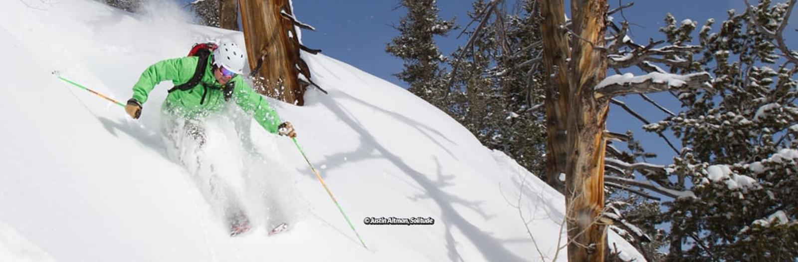 Solitude Ski Resort, ski solitude, solitude packages, snowboard packages