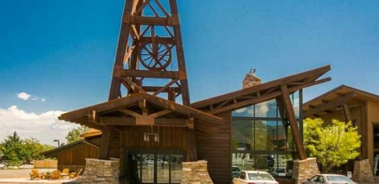 Prospector Square Lodge and Conference Cente