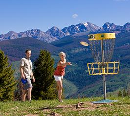 disc golf Vail Resorts