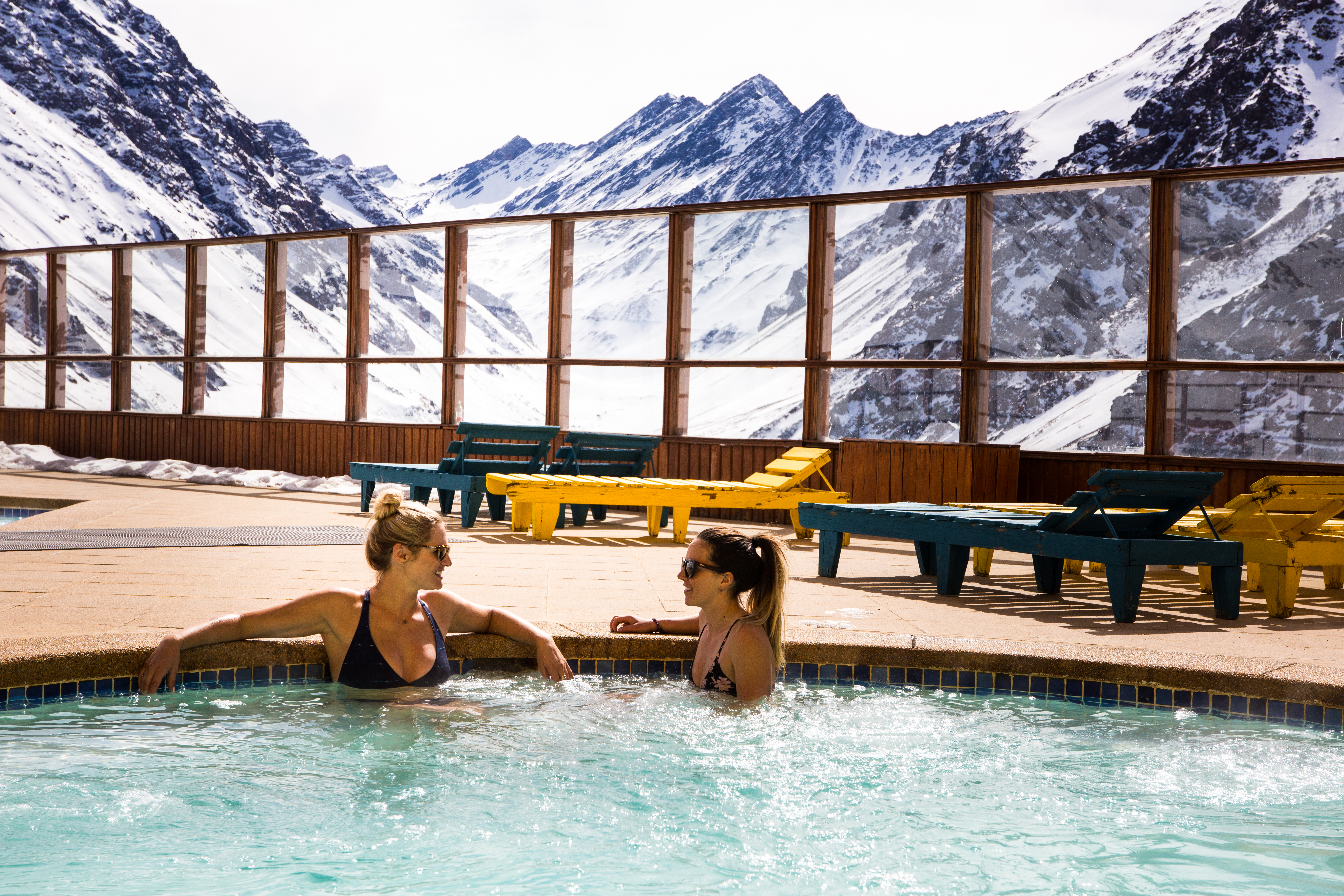 south america ski packages