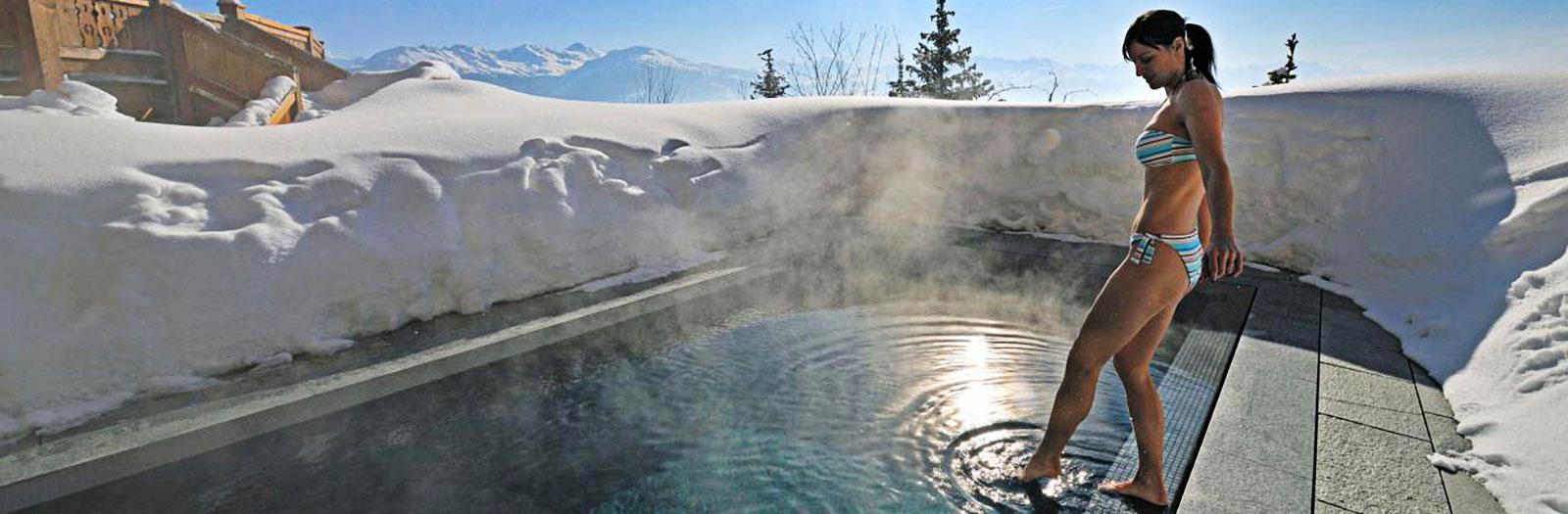 Crans Montana Ski Resort | Switzerland
