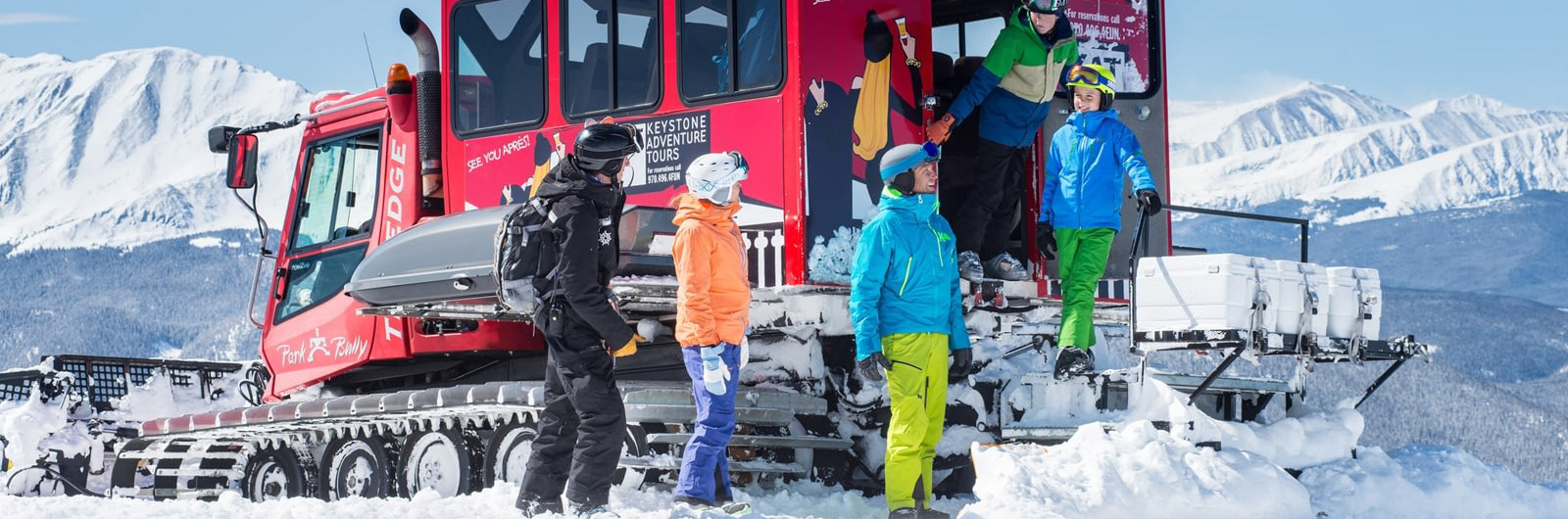 cat skiing vacation packages