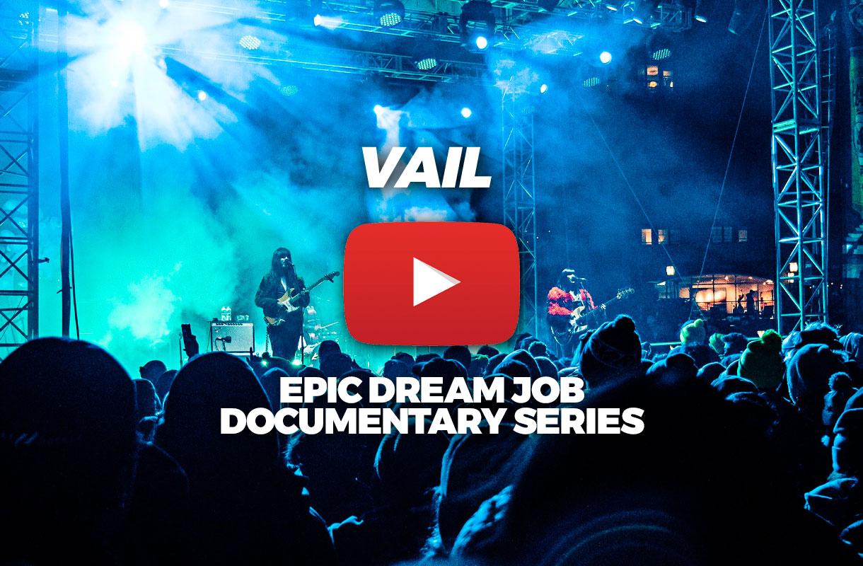 epic dream job vail