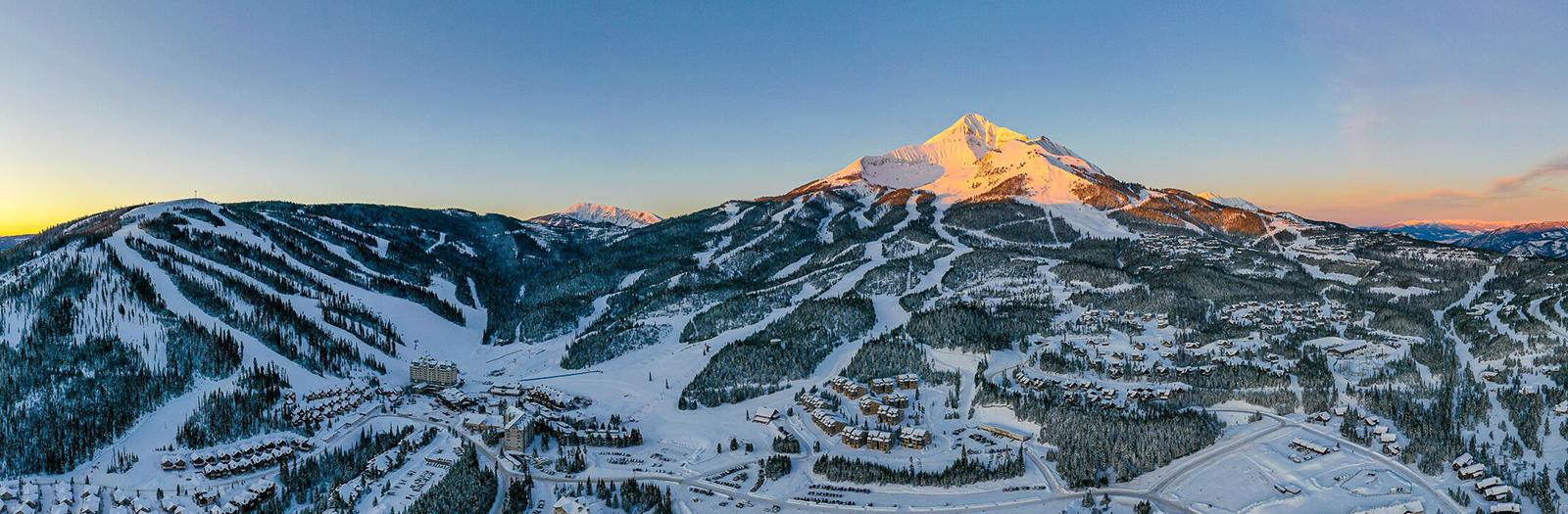 Big Sky Family Ski Vacation deals
