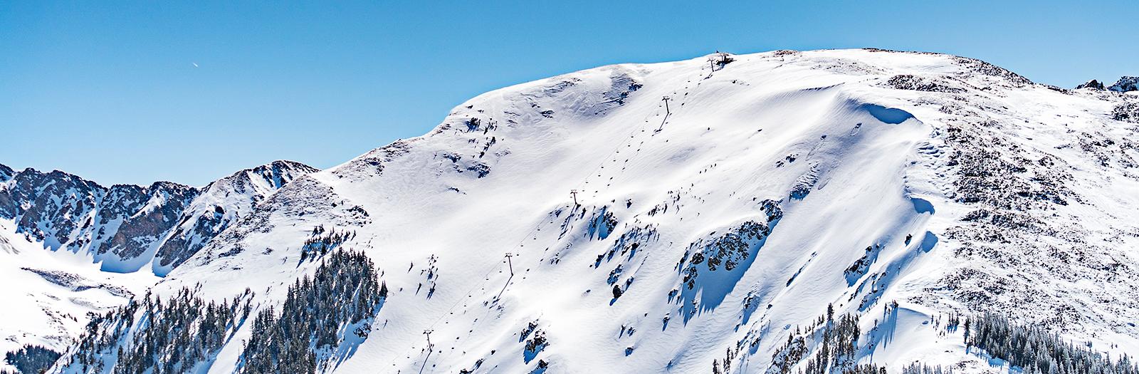 Ski Map of Taos