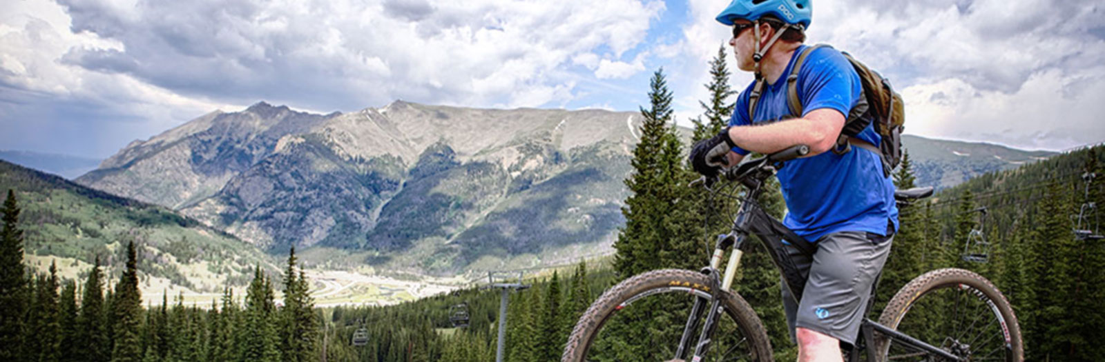 copper mountain biking