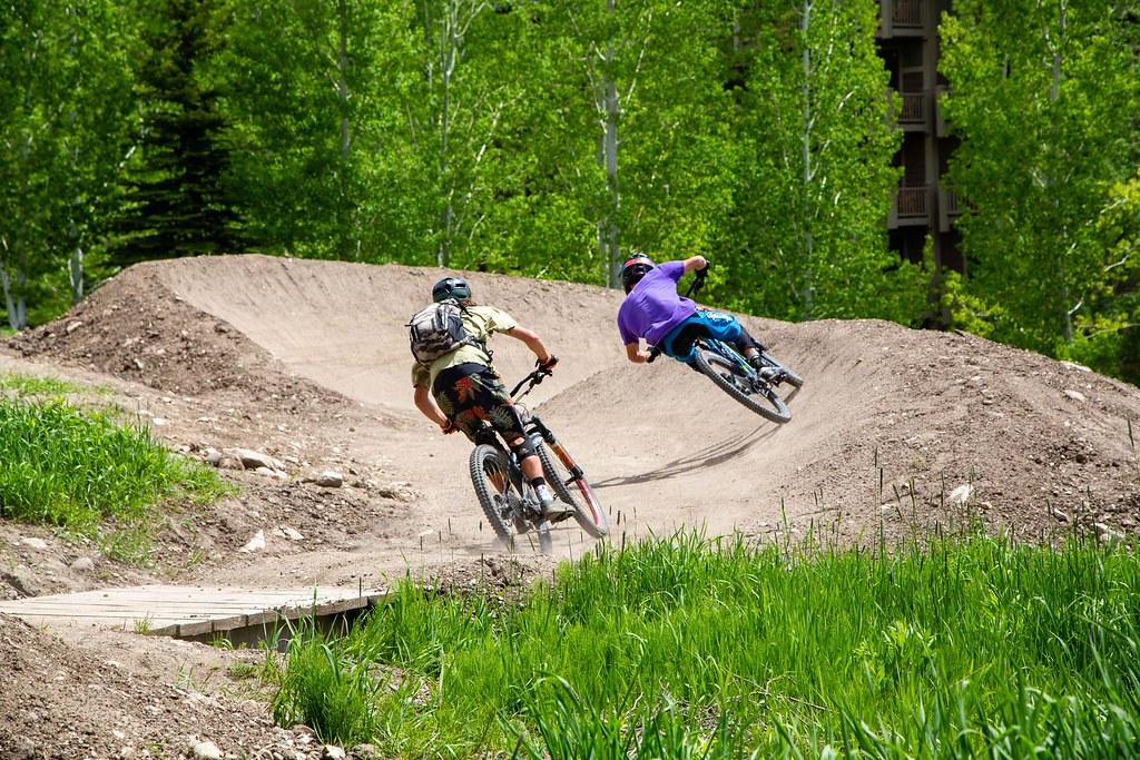 Jackson Hole Mountain Bike Park