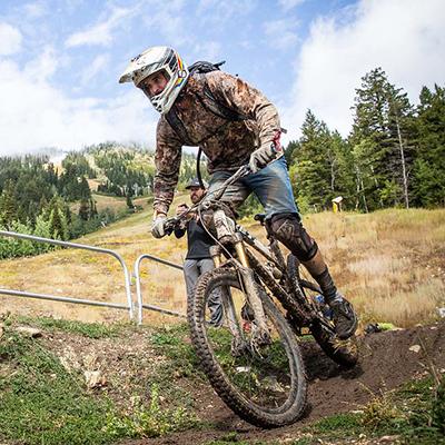 mountain bike jackson hole