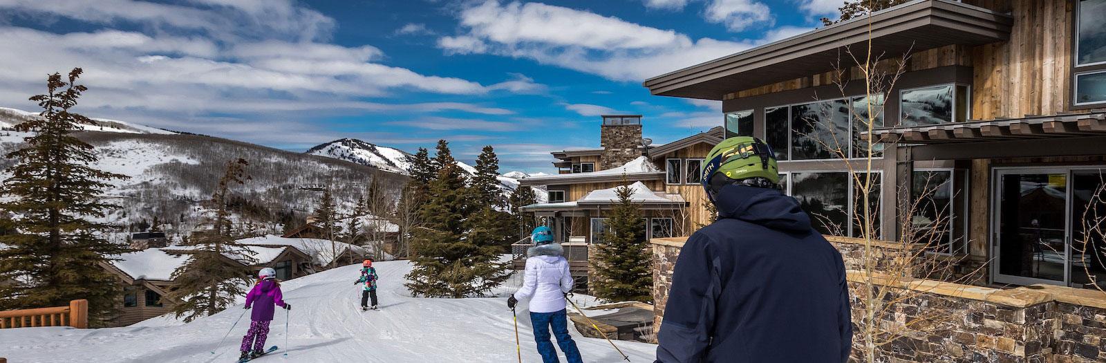 vacation rentals, ski vacation homes, private ski rentals