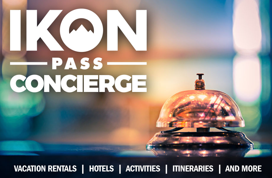 ikon pass concierge