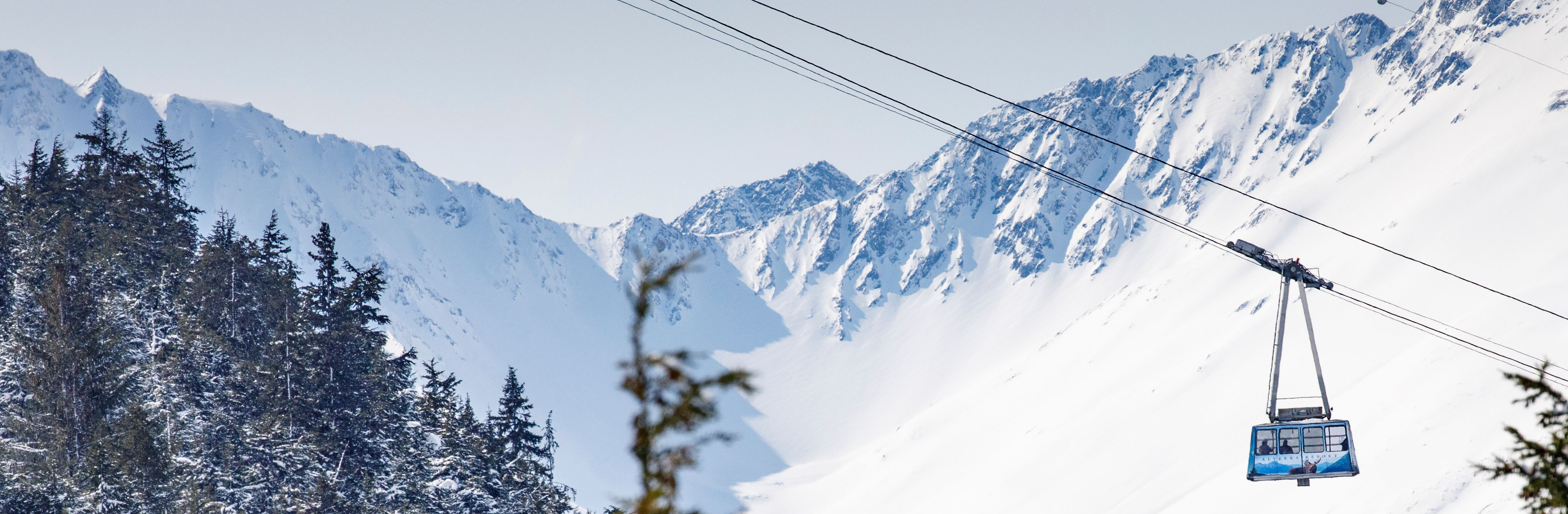 Alyeska directions from Anchorage