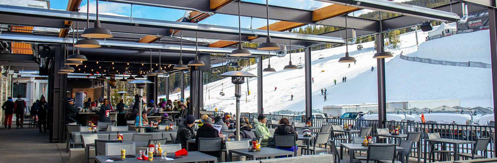 copper mountain restaurants