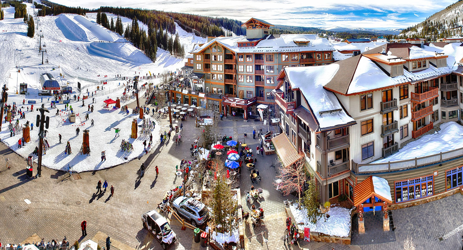 copper mountain vacation packages