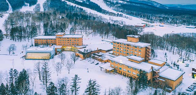 all inclusive japan ski trip