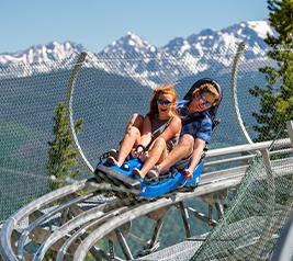 alpine coaster Vail Resorts