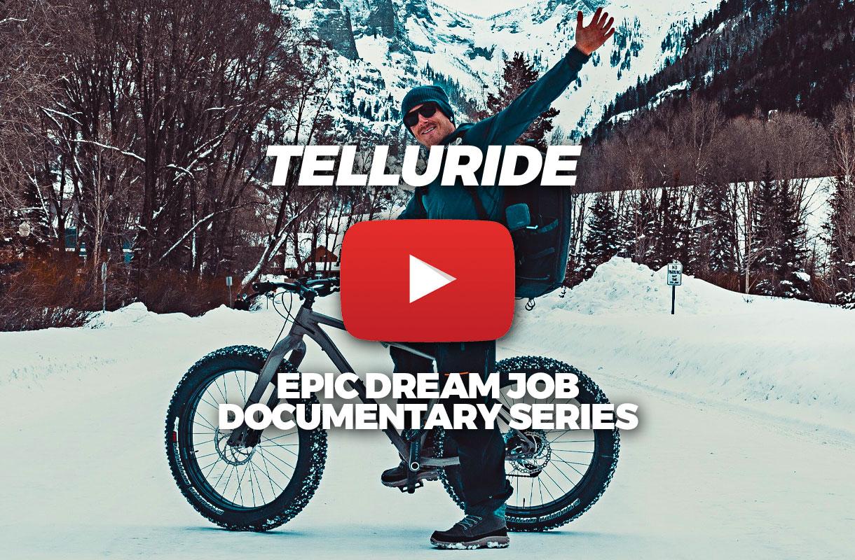 telluride dream vacation, telluride experiences